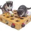Як зробити іграшки для кошеняти?